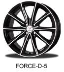 Force-D-5