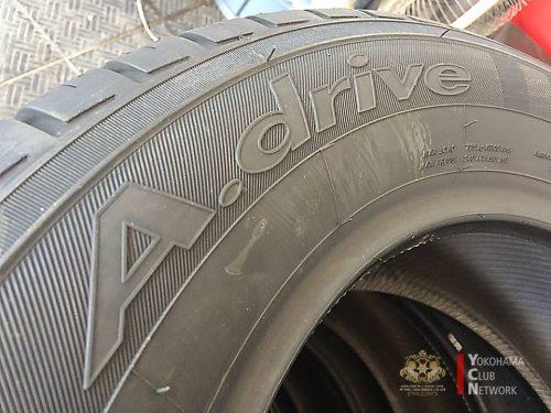 yokohama A.Drive AA01_3