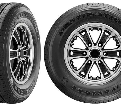 FIRESTONE แนะนำผลิตภัณฑ์ยางรถยนต์ใหม่ Firestone DESTINATION LE-02 มั่นใจในงานบรรทุก