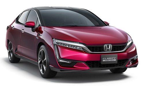 2017 Honda Clarity รถฟิวเซลรุ่นใหม่เตรียมขายจริงปี 2016 นี้